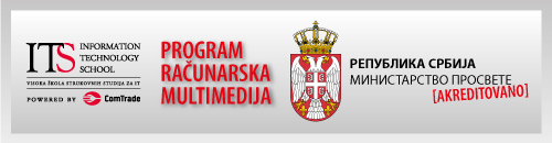 Akreditacija za studijski program Računarska multimedija