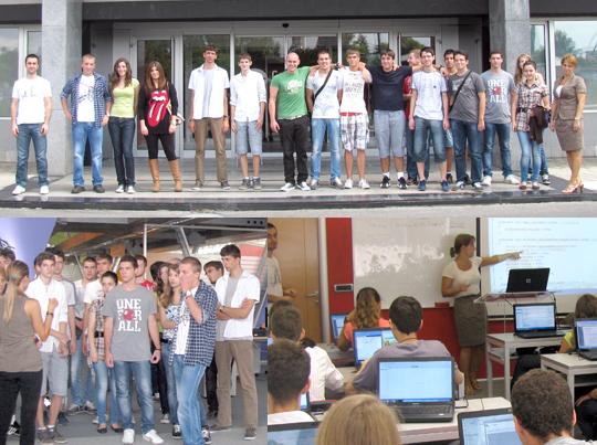 Letnja škola programiranja na ITS visokoj školi