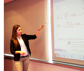 studenti u ulozi predavača