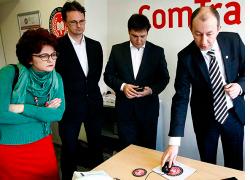 Članovima ministarstva prosvete predstavljena softverska podrška učenju