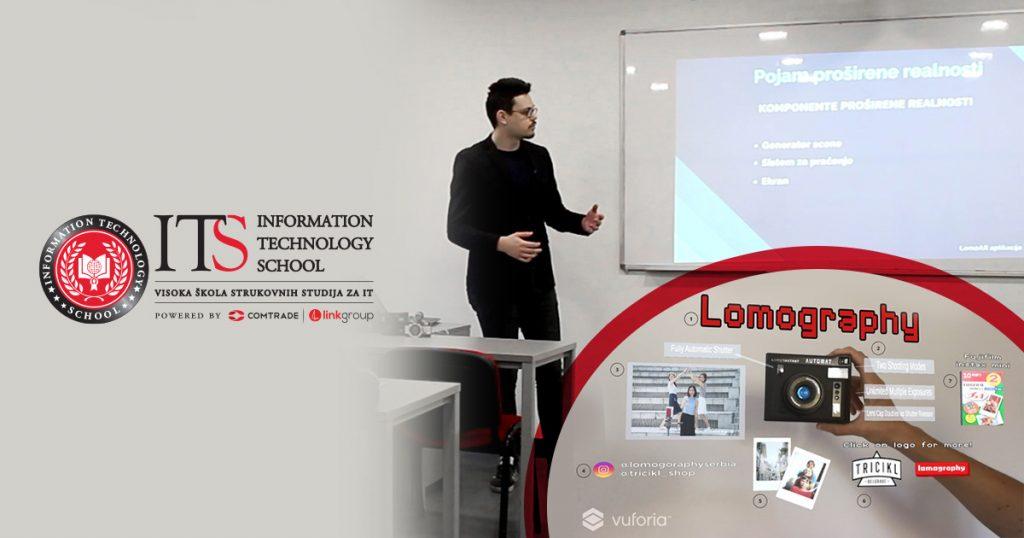 odbrana završnog rada Lomo AR aplikacija